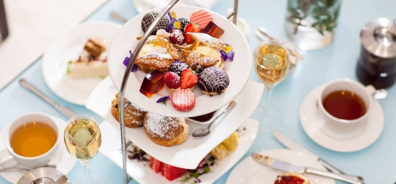 Champagne Afternoon Tea At The Montcalm Hotel - London-1