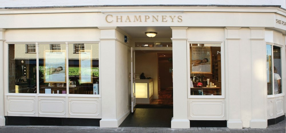 Champneys City Spa 50-Minute Personalised Massage-7