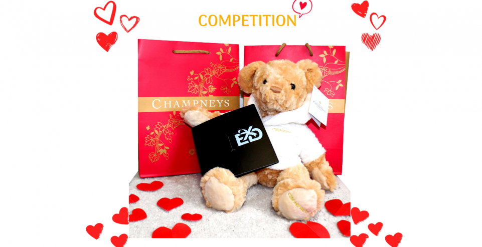 Valentine's Competition: Champneys Spa Day Giveaway