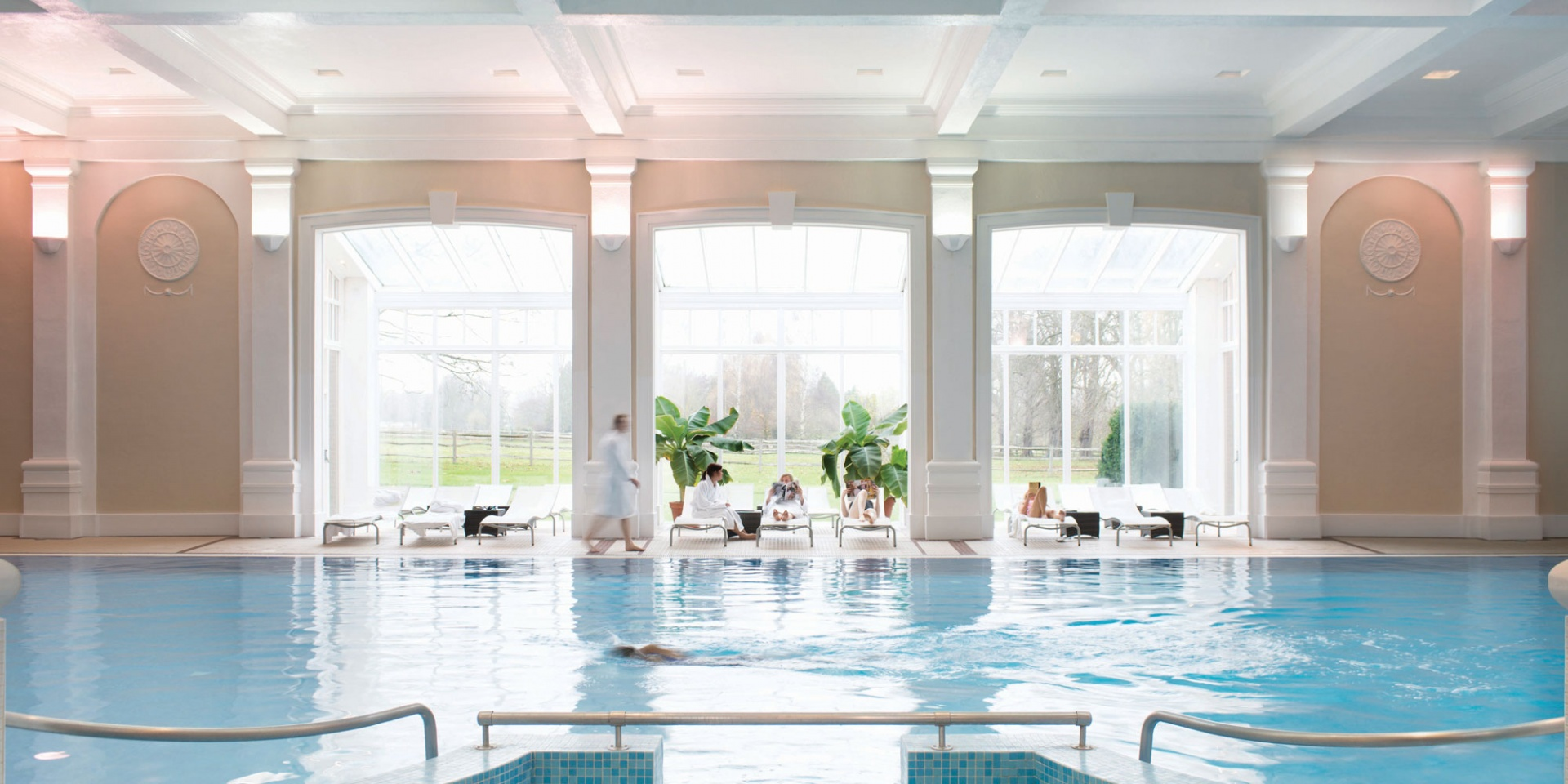 Evening Spa & Dinner at Champneys Henlow-5