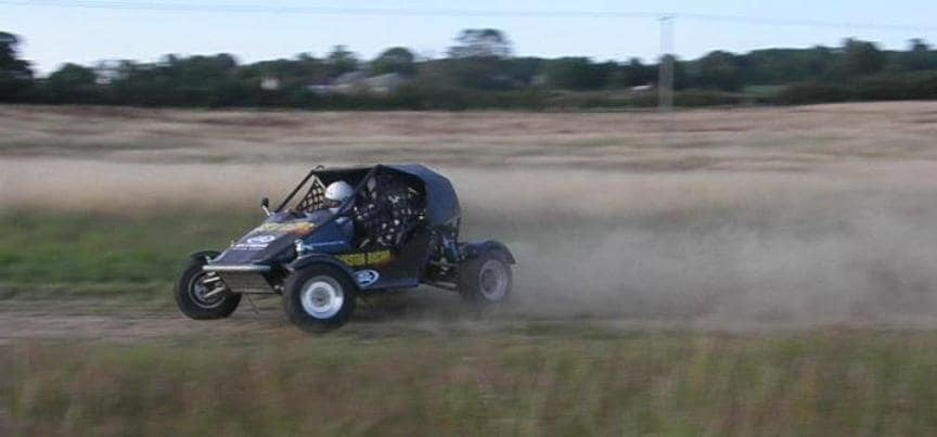 Forster Racing - Rage Buggy - Half Day-1