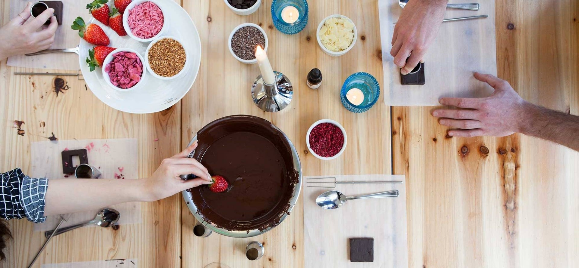 Chocolate Making Workshop In London-2