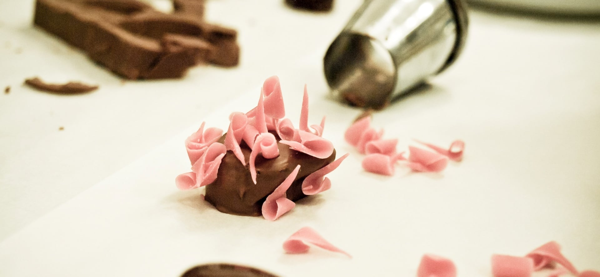 Chocolate Making Workshop In London-7