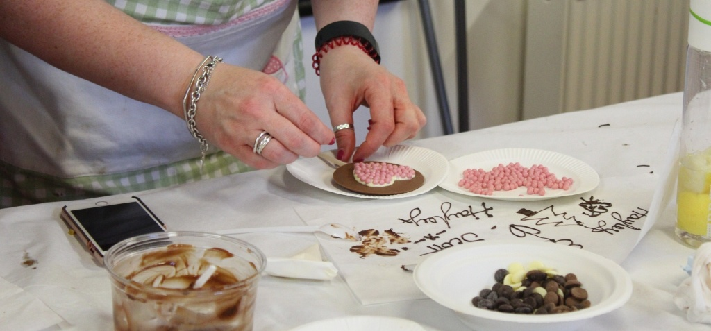 Hampshire Luxury Chocolate Making Workshop for Two-9