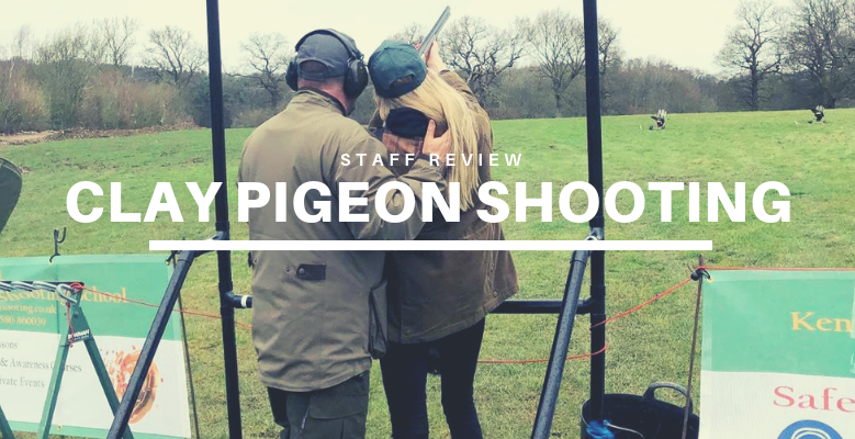 Staff Review: Clay Pigeon Shooting in Kent