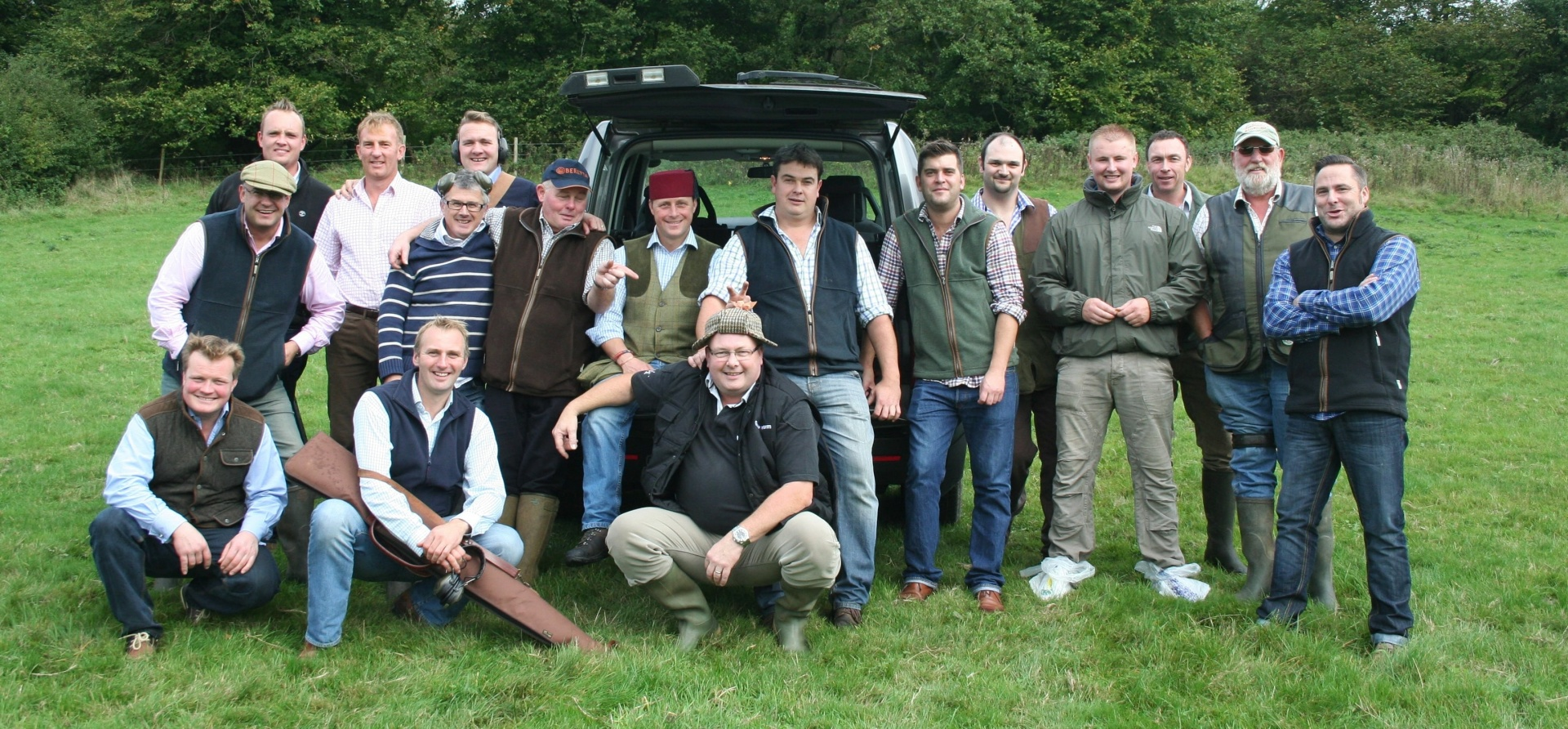Bath 30 Clay Shooting Experience for Six-2