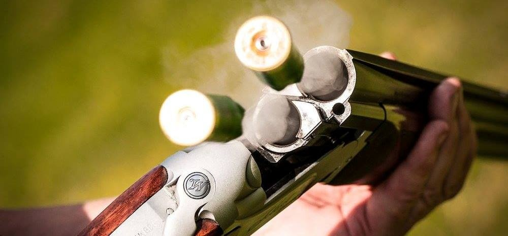 Clay Pigeon Shooting in Kent (50 Clays)-1