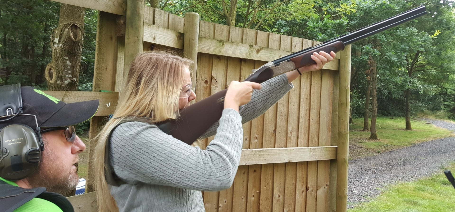 25 Clays - Leicestershire Clay Shooting-3