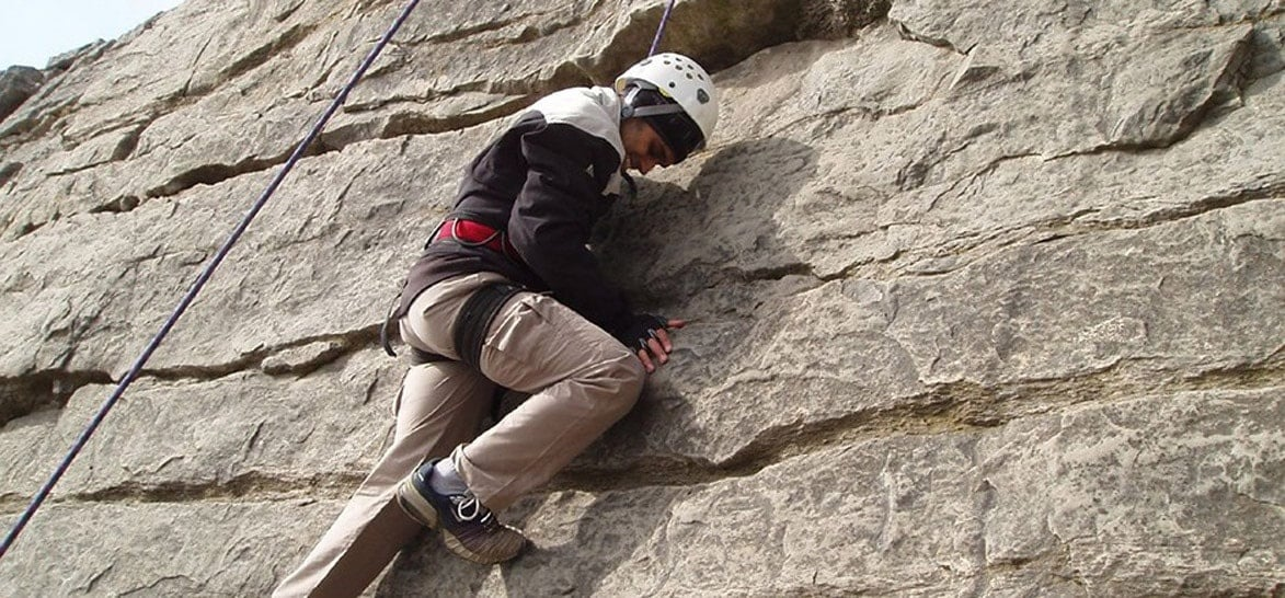 Climbing And Abseiling Experience - North Wales-2