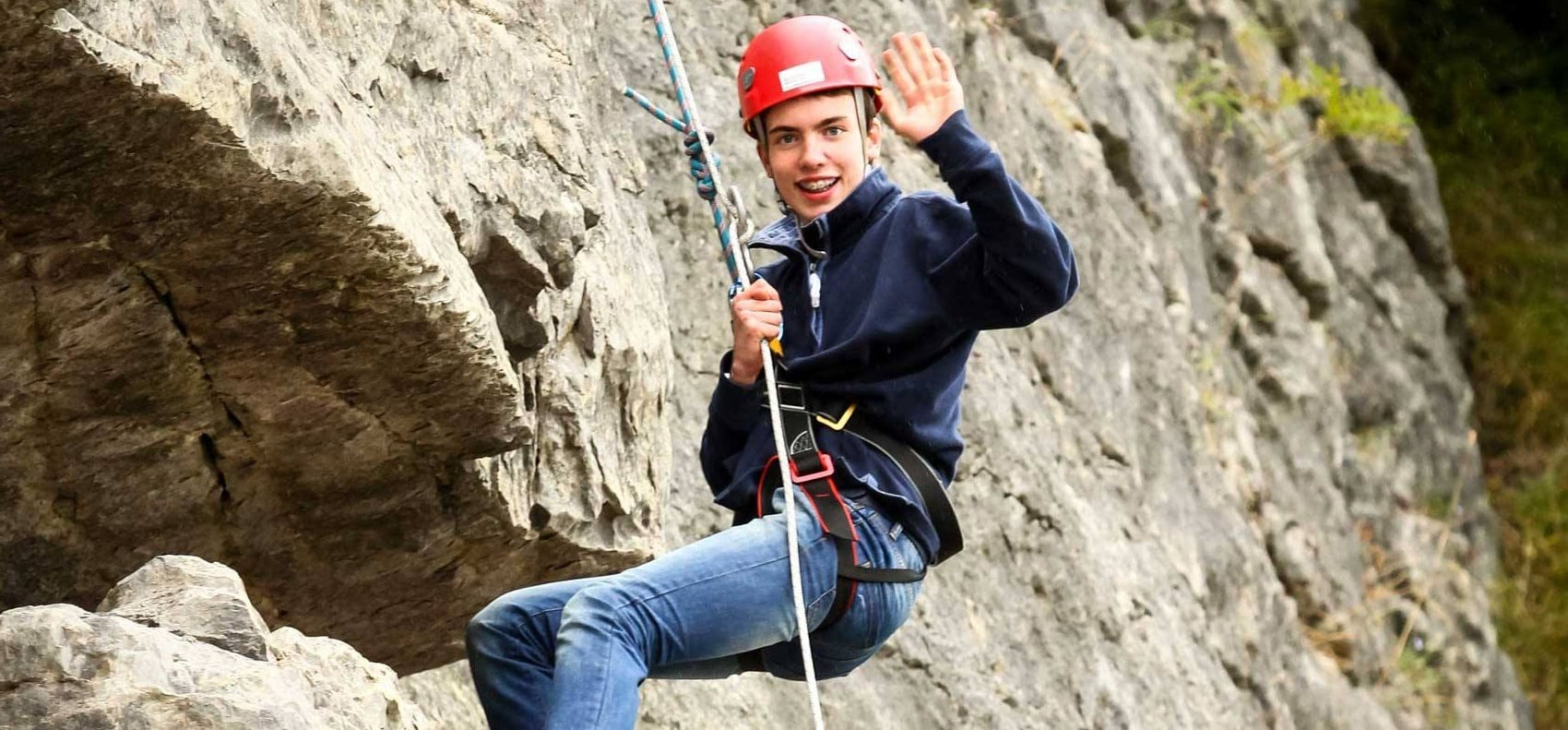 Climbing And Abseiling Experience - North Wales-6