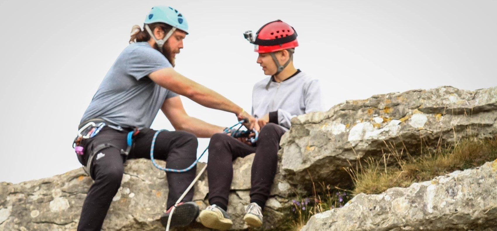 Climbing And Abseiling Experience - North Wales-4