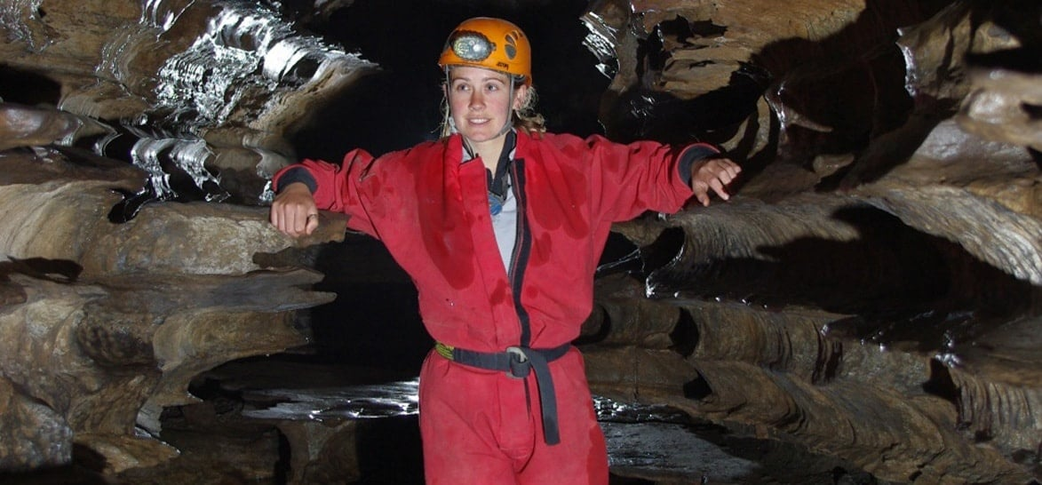 Caving in Glamorgan - Full Day Adventure for 2-3
