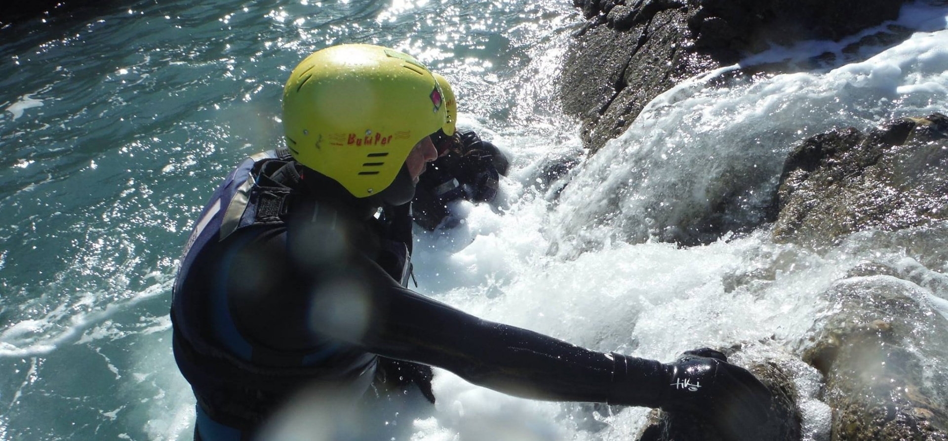 Full Day Coasteering Adventure in Pembrokeshire-1