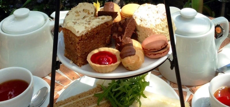 Luxury Afternoon Tea For Two At The Colonnade Hotel, London-3