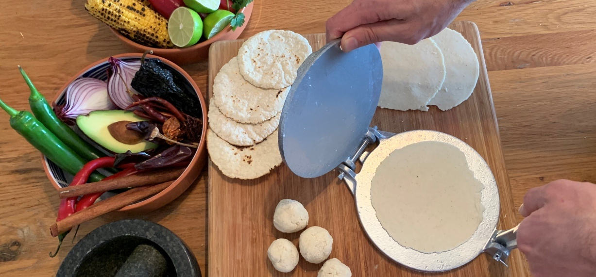 Mexican Street Food Cookery Class   London