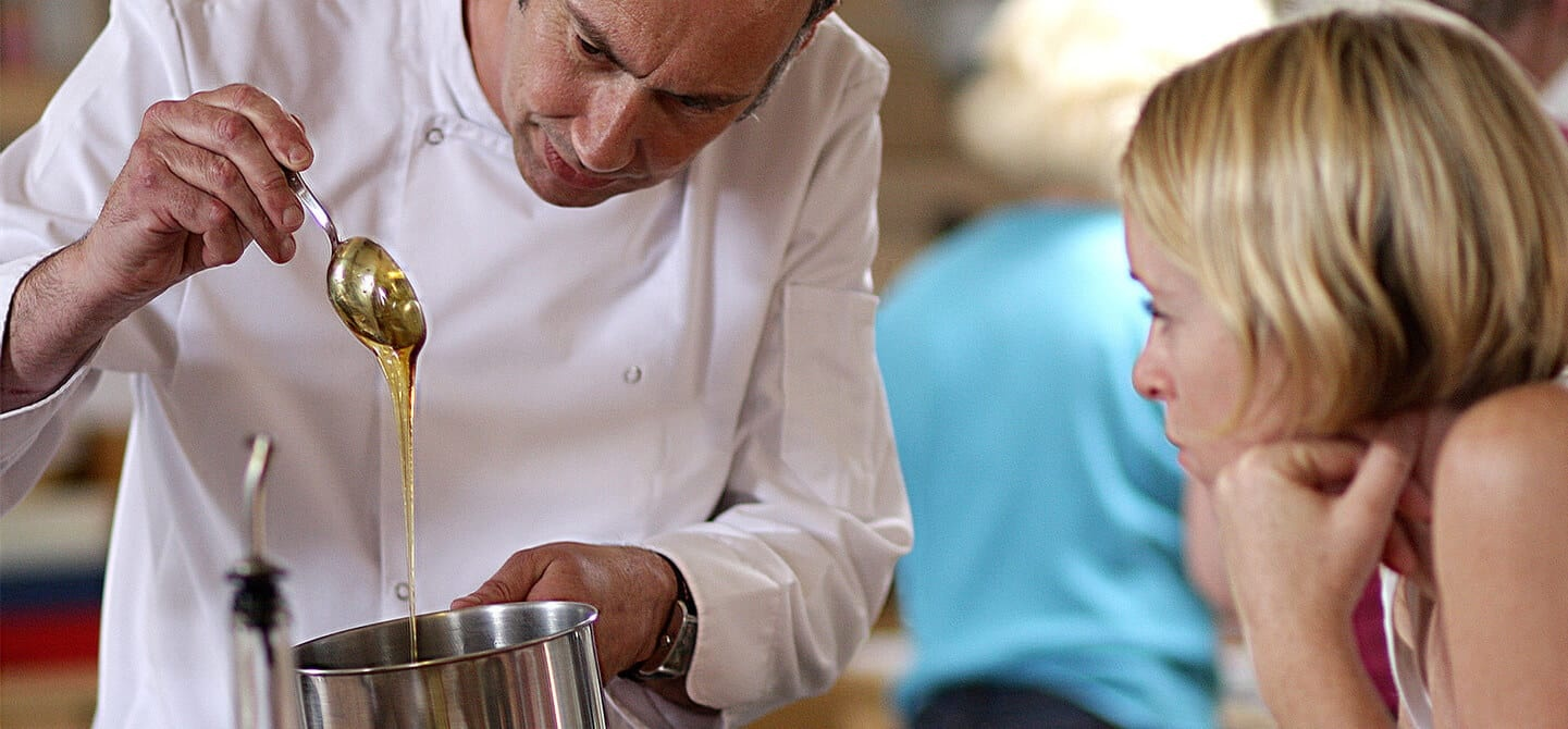Half Day 'Essential' Sauces Cookery Class - Devon-1