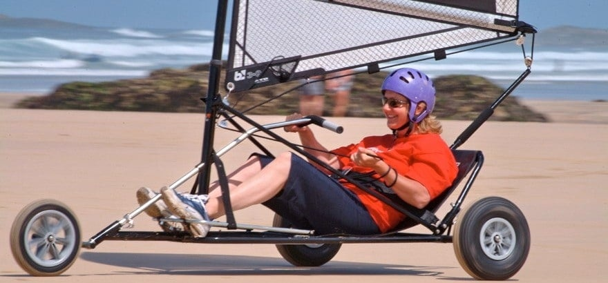 Blokart Experience In Cornwall For Two-4