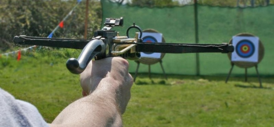 Archery and Crossbow Experience in Cheshire for 2-3