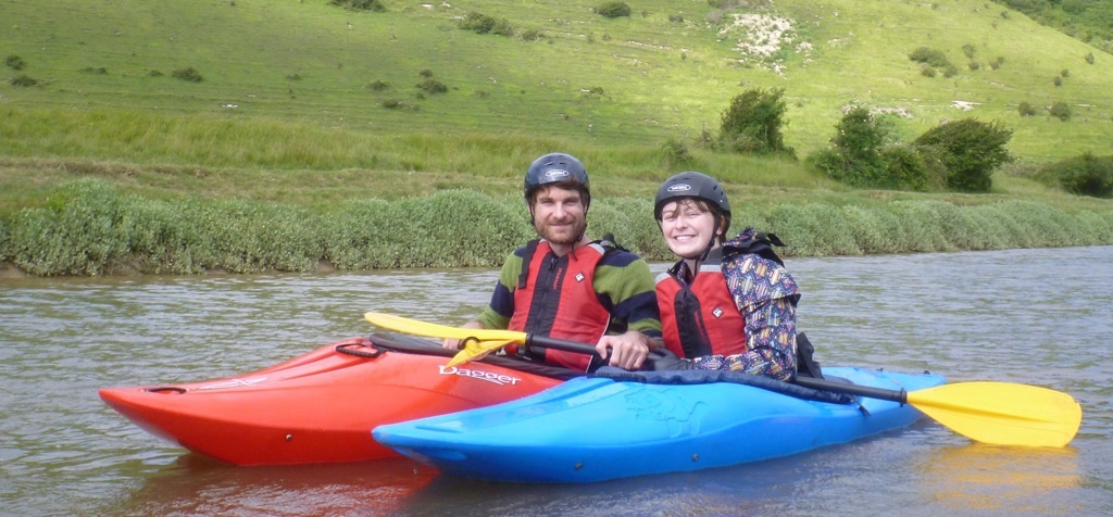 Kayaking Trip on the River Cuckmere, East Sussex-1