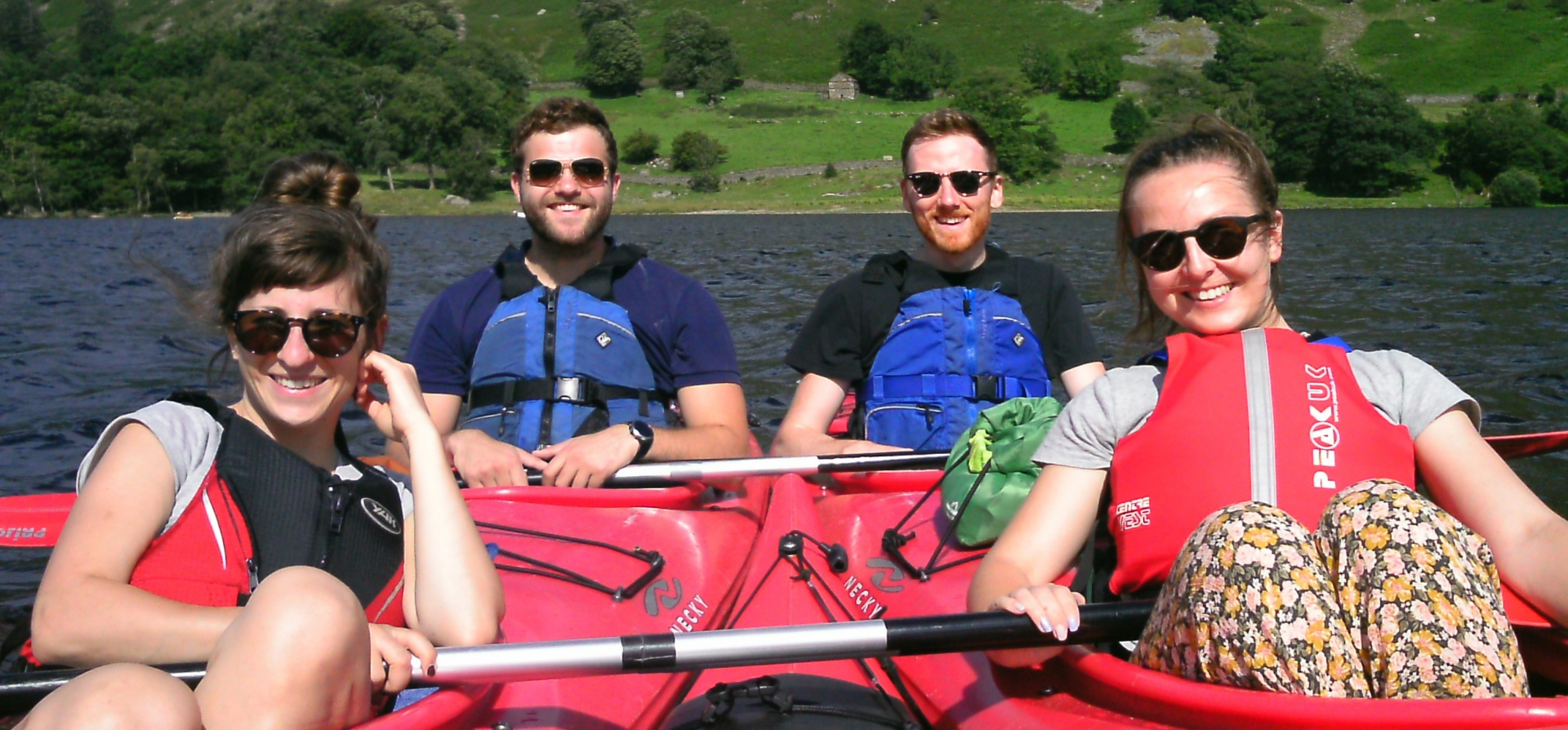Half Day Ullswater Kayaking Trip For Two