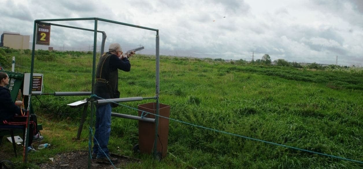 Clay Pigeon Shooting Dartford - 50 Clays-5