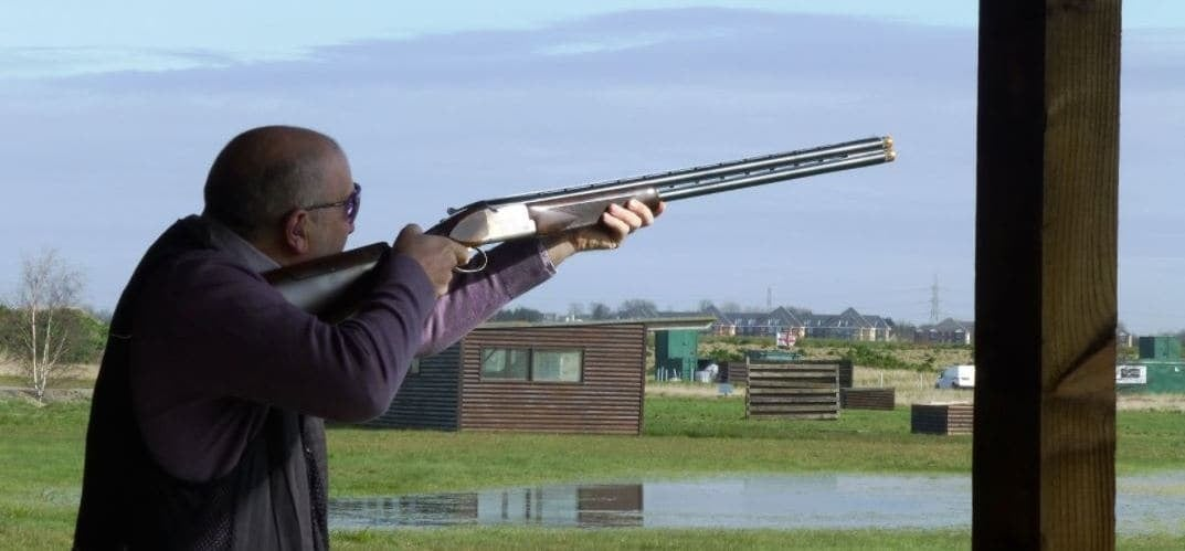 Clay Pigeon Shooting Dartford - 50 Clays-2