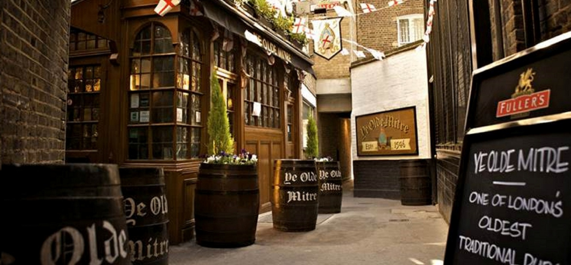 London Seven Deadly Sins Pub Tour For Two-1