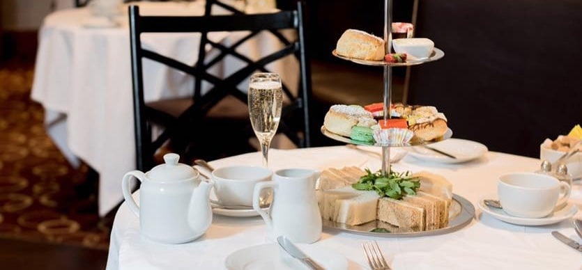 Luxury Afternoon Tea For Two At The Colonnade Hotel, London-1