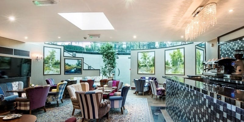 Luxury Afternoon Tea For Two At The Colonnade Hotel, London-2