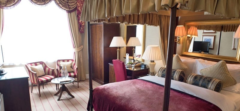 Overnight Break For Two At The Colonnade Hotel, London - With Dinner-4