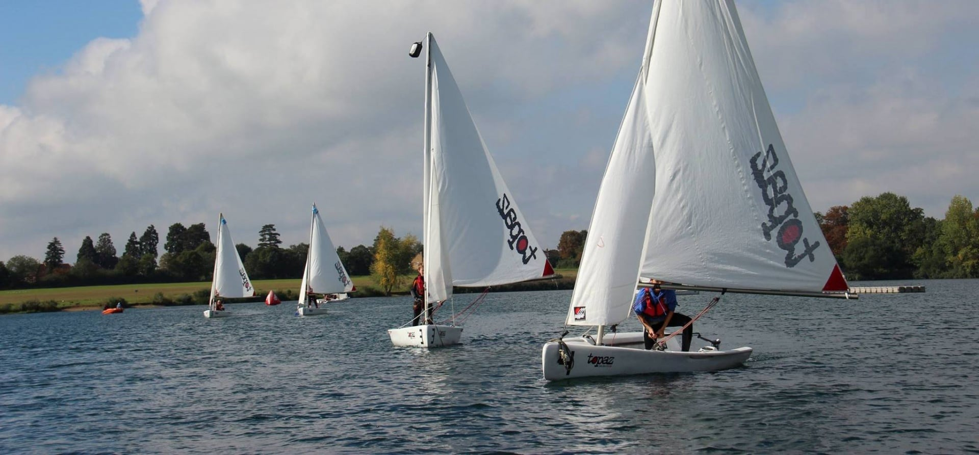 Dinghy Sailing Course   RYA L1   Berkshire