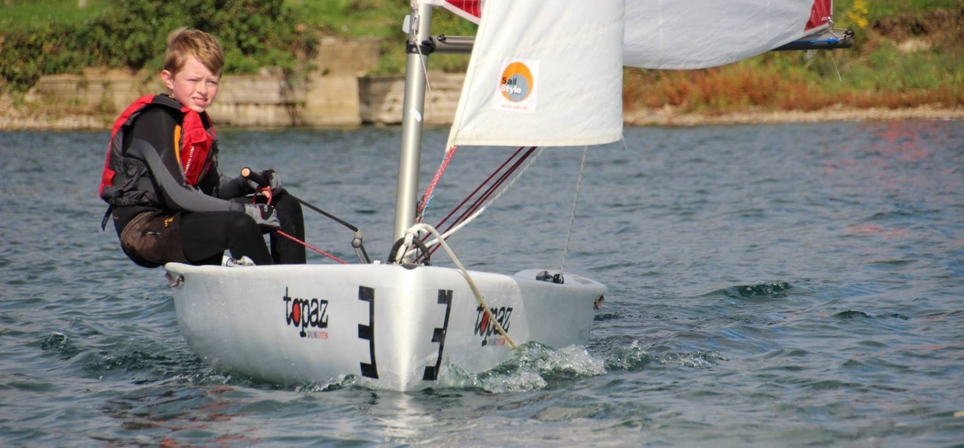 Dinghy Sailing Course - RYA L1 - Berkshire-4