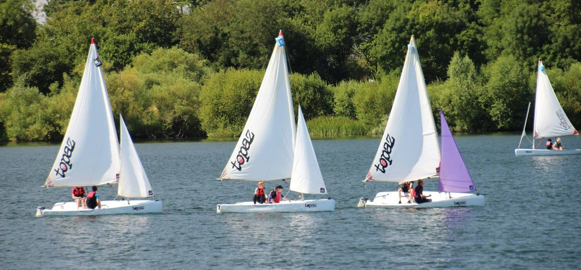 Dinghy Sailing Course - RYA L1 - Berkshire-3