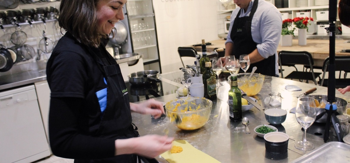 Chocolate Making Class In Gloucestershire