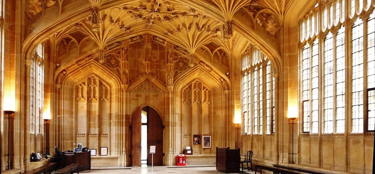 Harry Potter Walking Tour of Oxford - For 2-3