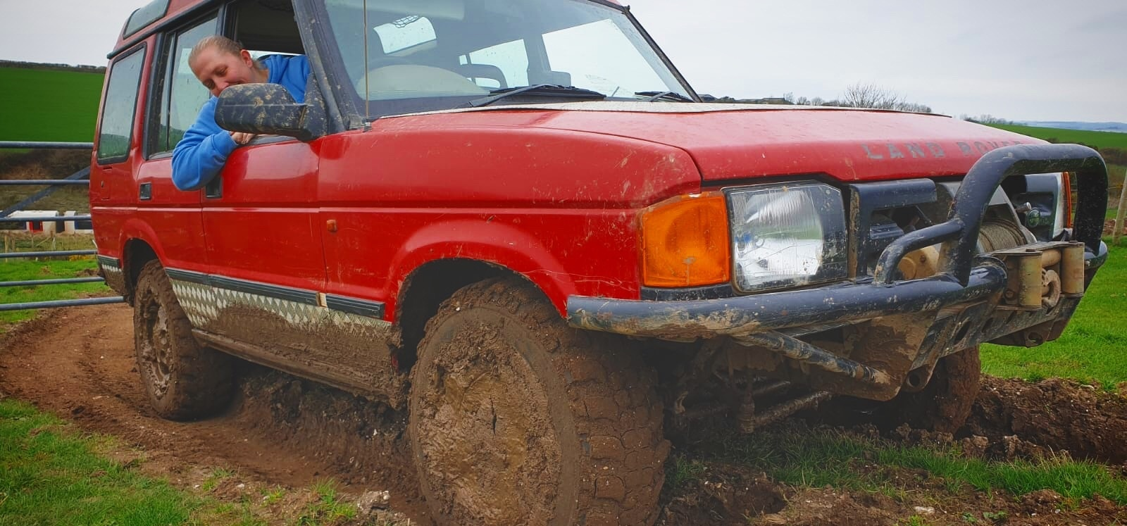 Dorchester 4x4 Adventure Experience - Shared-13