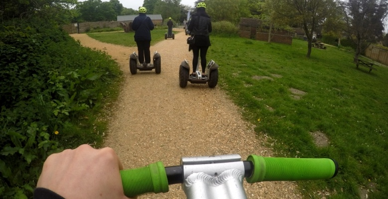 Staff Review: Segway Tour Experience In Dorset