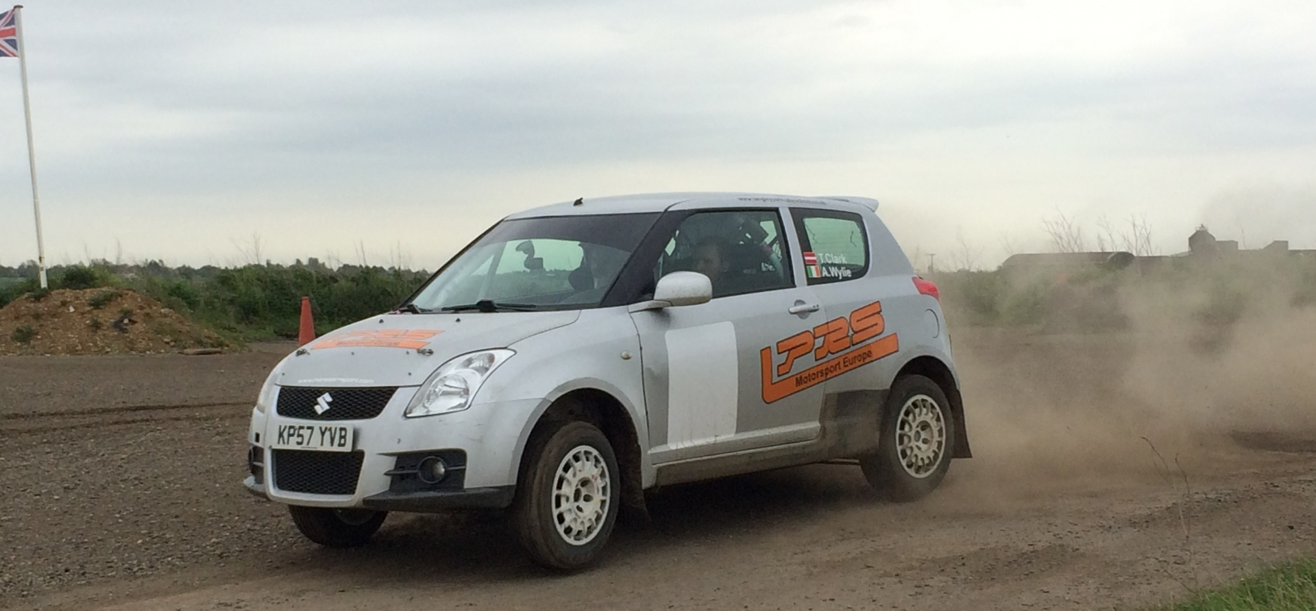 Silver Forest Rally Experience In Wales