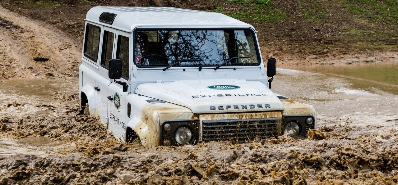 Half Day Land Rover Experience (Private)-3