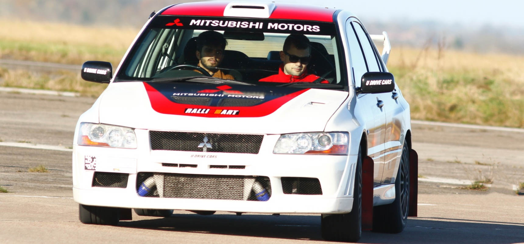 Drive a Mitsubishi Evolution 7 RS - Oxfordshire-2