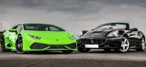 4 Car Weekday Supercar Taster-6