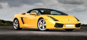 4 Car Weekday Supercar Taster-1