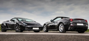 2 Car Weekday Supercar Taster-3