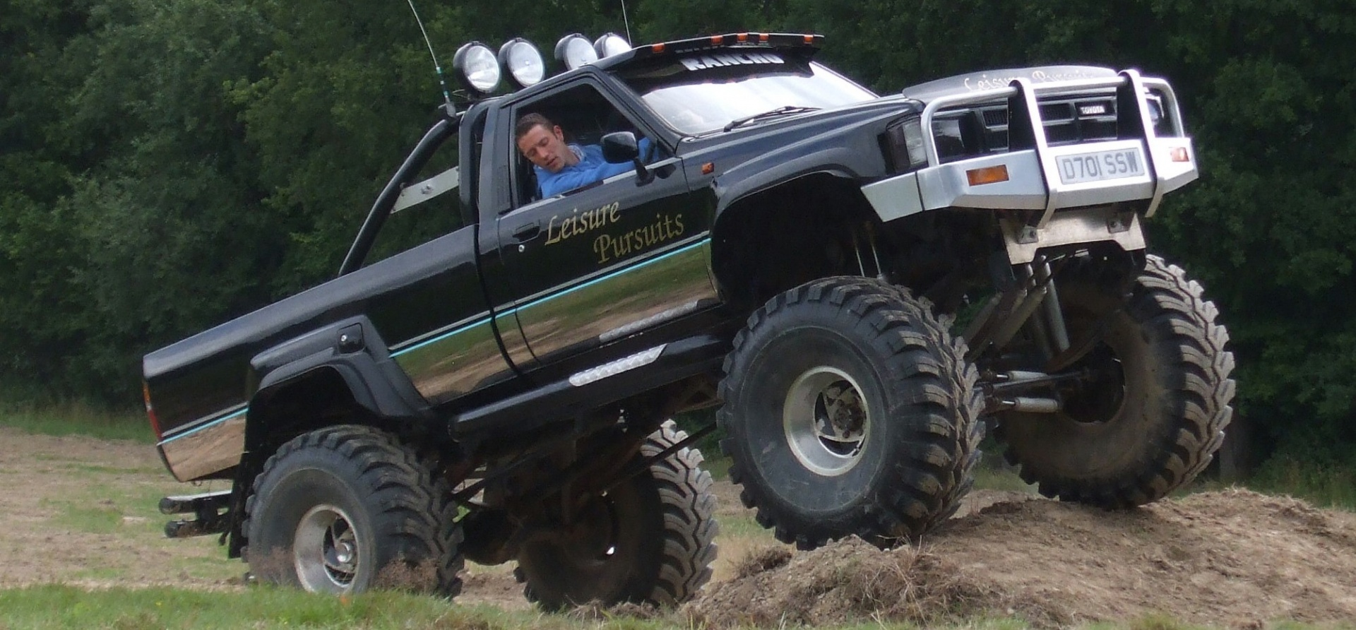 Maxi-Monster Truck Experience