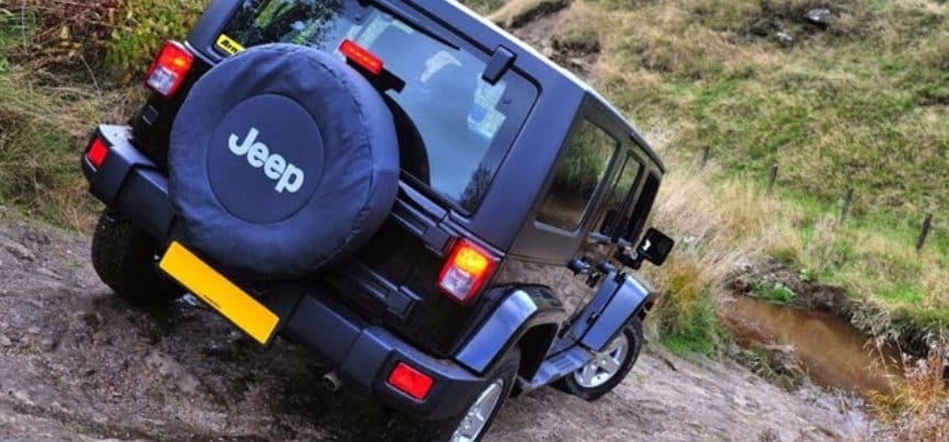 Drive a Jeep - Fife 4x4 Experience-4