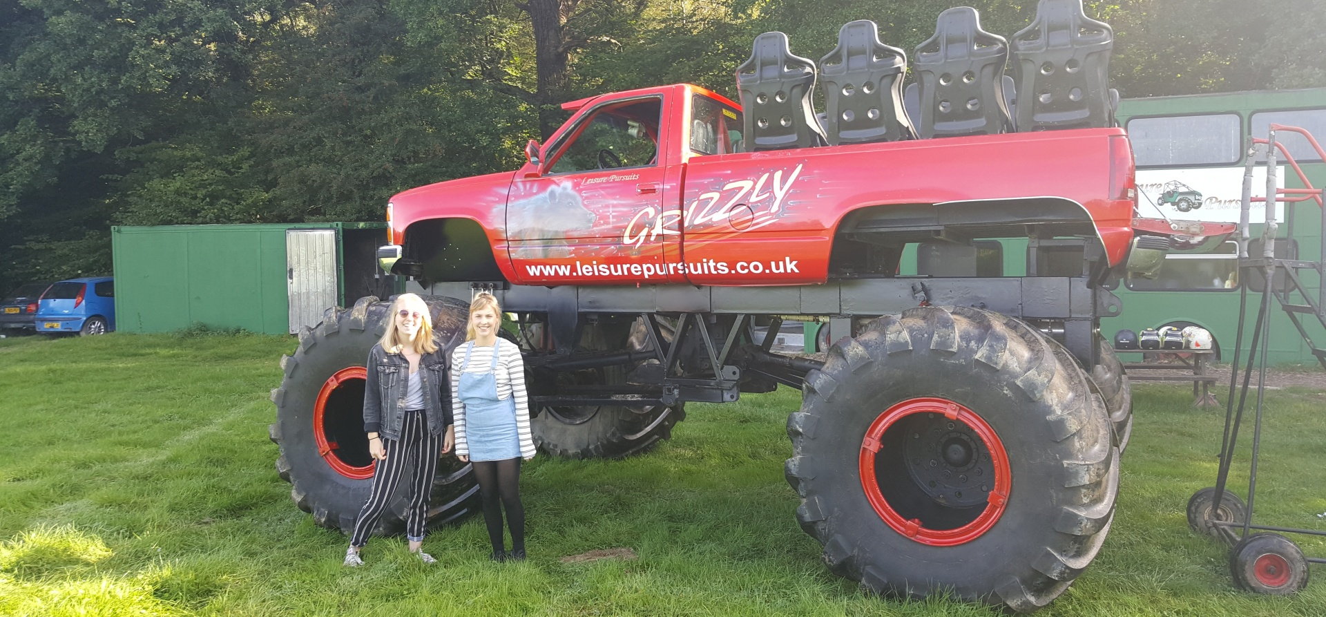 Ultimate Monster Truck Driving Experience