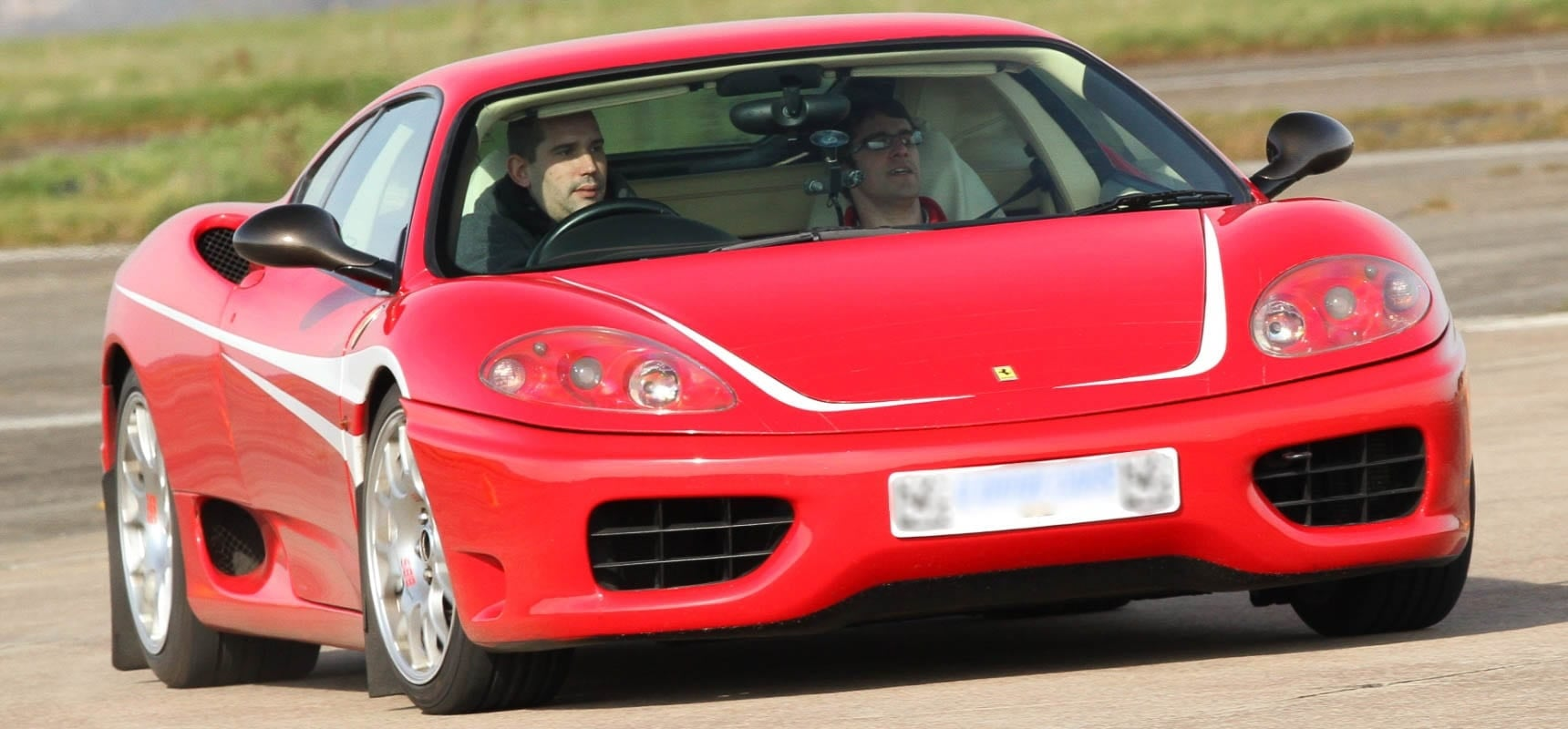 Ferrari Driving Demo - Oxfordshire-3