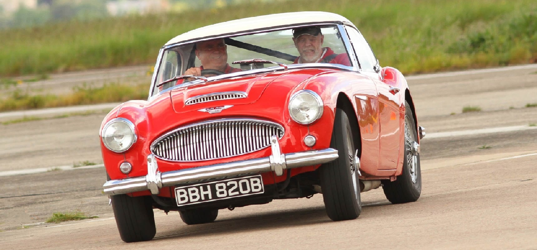 Drive An Austin Healey 3000 In Oxfordshire-2