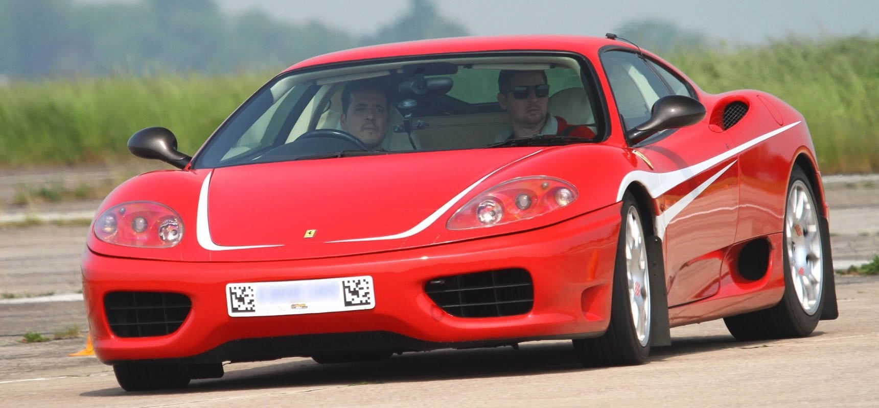 Ferrari Driving Demo - Oxfordshire-1
