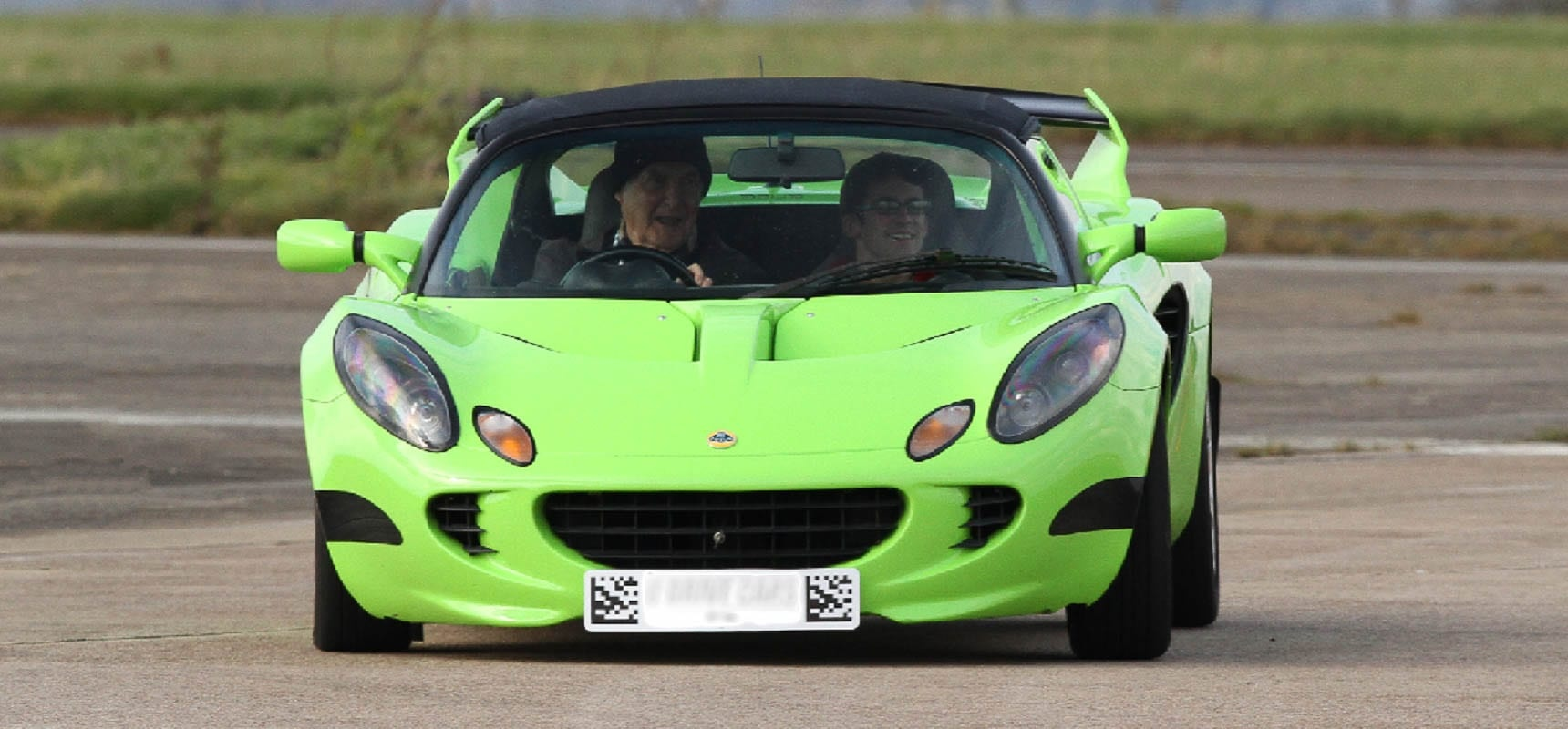 Lotus Thrill Ride Driving Experience - Oxfordshire-1
